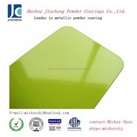 newest nanotechnology mirror chrome powder coating paint
