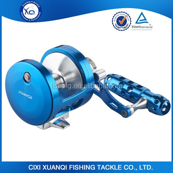 Factory 7BB high quality big game trolling reel sea fishing reel