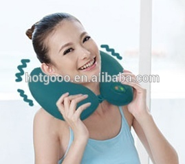 Household Items Bluetooth Musical And Calling Neck Massage Pillow