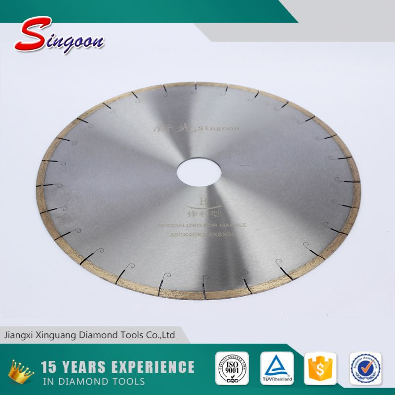 400mm Diamond Saw Blade for Asphalt Concrete Road