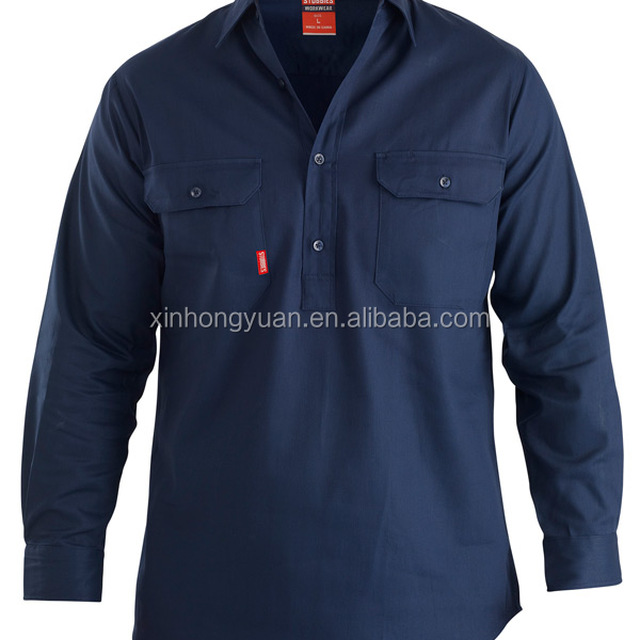 different kinds of work tshirt custom work shirt made in china