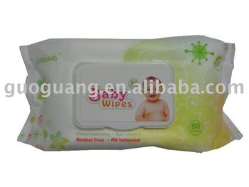 80PCS BABY CLEANING WIPES