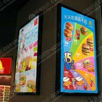 2015 alibaba new double sided outdoor led open sign for US market
