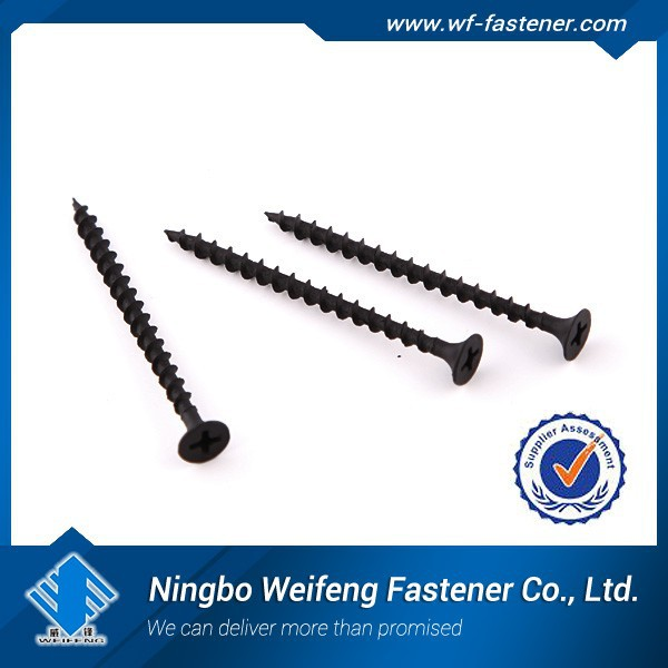 Made in china zhejiang haiyan factory high quality and low price the bugle phillips head drywall screw
