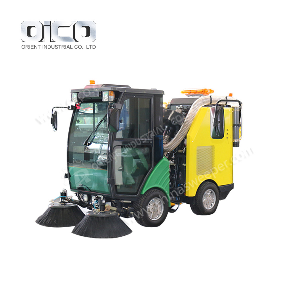 High Quality OR5021 Road Sweeping Truck For Dust Cleaning