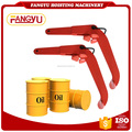 hoisting used Heavy Duty Oil Drum Lifting Clamp