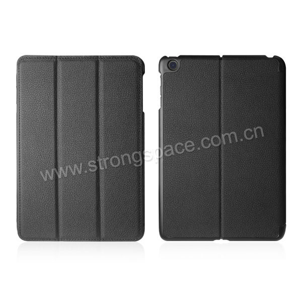leather case for ipad mini with book style