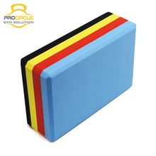 4 Colorful Yoga Block Soft EVA Foam Brick