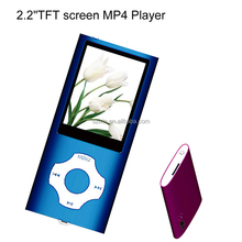 "China 2.2"" TFT screen game mp4 player games free downloads mp3 songs picture"