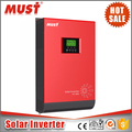 High frequency hybrid solar inverter 5kva/4kw 48vdc 220vac Home solar system