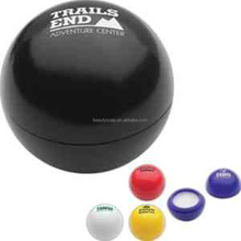 Round lip balm ball with OEM Printting