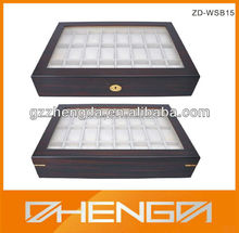 High quality customized made-in-china Wooden Watch Display Case