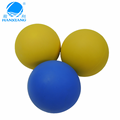 Customized high bouncing rubber/silicone ball silicone ball manufacturer