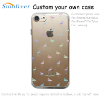 Bulk buy from china new product 2017 mobile accessories laser phone case for iPhone 7