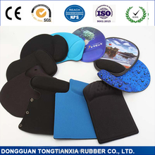 Wrist-support Comfortable Ergonomic Mousing Gel Wrist-rest Mouse Pad