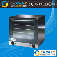 Commercial 4 trays halogen convection oven and naan tortilla bread making machine