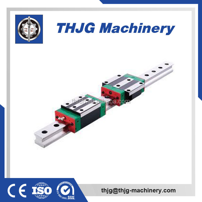 high loading and stable operating linear guide for cnc linear motion