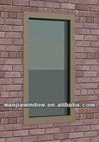 Excellent aluminum fixed panel window