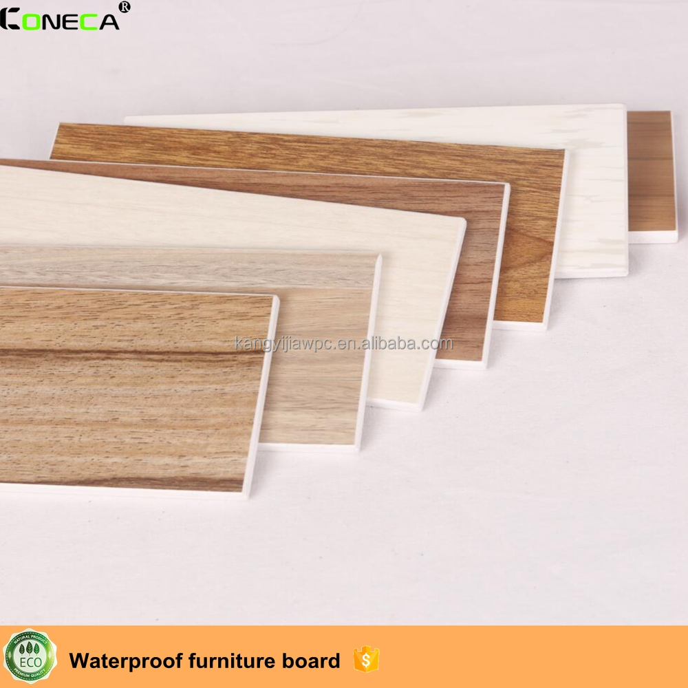 Waterproof 3-25mm PVC foam board /white pvc forex sheet/WPC foam board for kitchen cabinet bathroom cabinet
