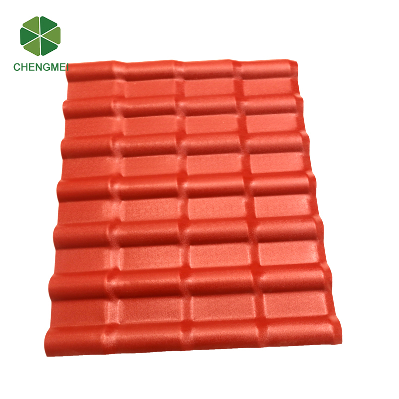 Long span color coated roofing sheet anticorrosive roof tiles