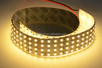 2016 best selling waterproof aluminum profile led strip light 3528 with PC cover