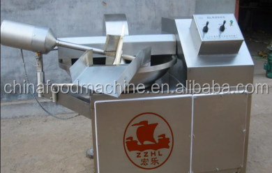 Stainless Steel Meat Bowl Cutter Machine/meat Chopper Machine/pork Meat Chopping Machine