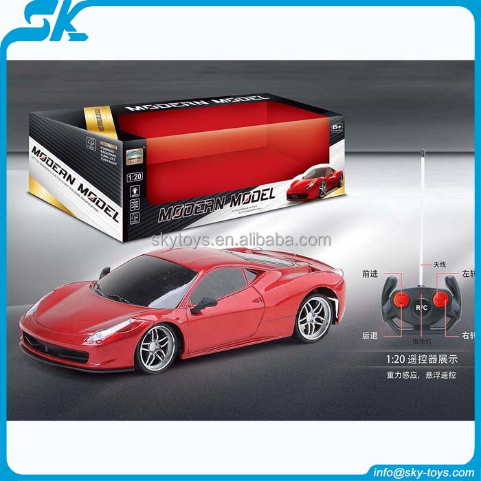 New Ferrary 1:20 Remote Control Toy Car Electric RC Car Radio Remote Control RC Toy Cars