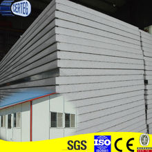 corrugated PU sandwich panel for cold room refrigeration unit/sandwich panel