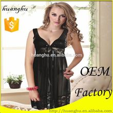 Fashion design lovely studded teddy leather lingerie