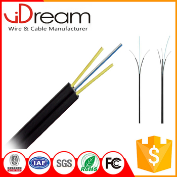 FTTH fiber optic drop wire, View FTTH fiber optic, OEM Product ...