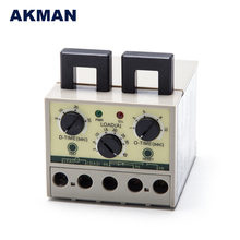 AKMAN Cheap Output Independently Adjustable Energy Conservation 3 Pin Digital Over Current Relay