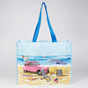 Custom Decorative Shopping Tote Bags With Logo