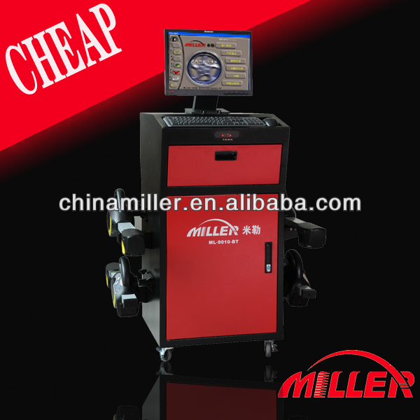 MILLER Best-seller ccd wheel alignment machine for sale with CE