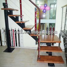 YUDI Cheap stainless steel stair/staircase/stairway design price