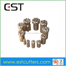 Taper Button Bits and Tapered Rock Drilling Tools