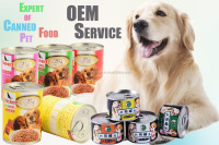 Top Quality Bulk Canned Pet Dog Food