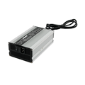 48V max 58.4V 10A LiFePO4 Battery Charger For E-Motorcycles