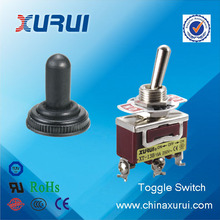 UL&RoHS Factory supply small 6a 250vac toggle switch
