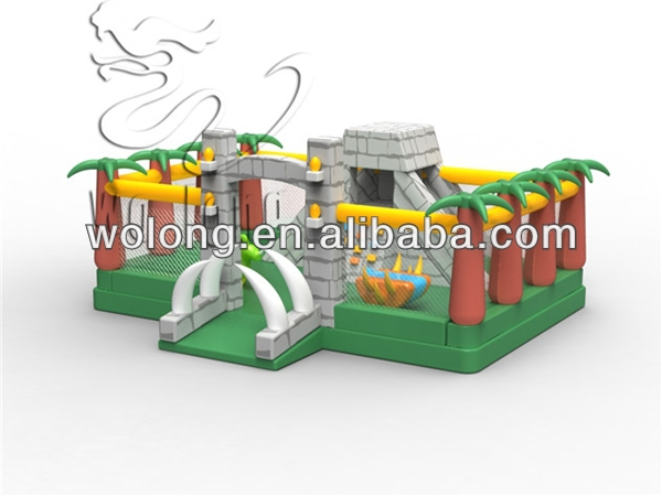 Jungle Inflatable Bounce House For Sale Craigslist