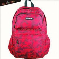 classic colorful camo pattern backpack military nice look new school bags