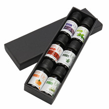 OEM/ODM Private label 100% pure aromatherapy essential oil gift set