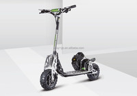 EVO/Uberscoot 2 stroke 71cc gas powered three wheel scooter with CE certificate hot on sale