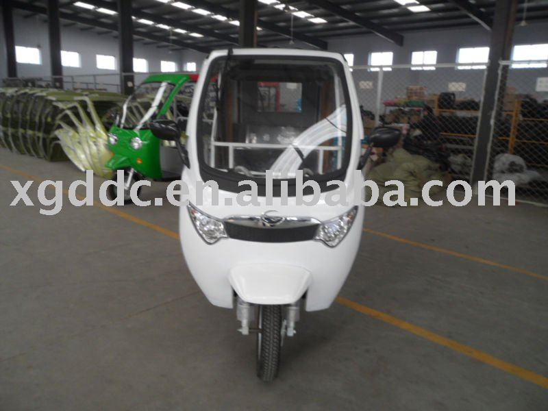 electric tricycle used