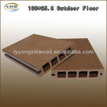 2013 Hot Sale,Waterproof WPC Outdoor Decking