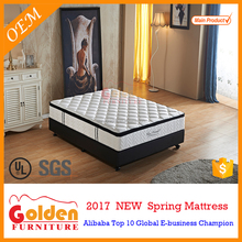2017 Italian bedroom pocket spring foam mattress MF17-11#