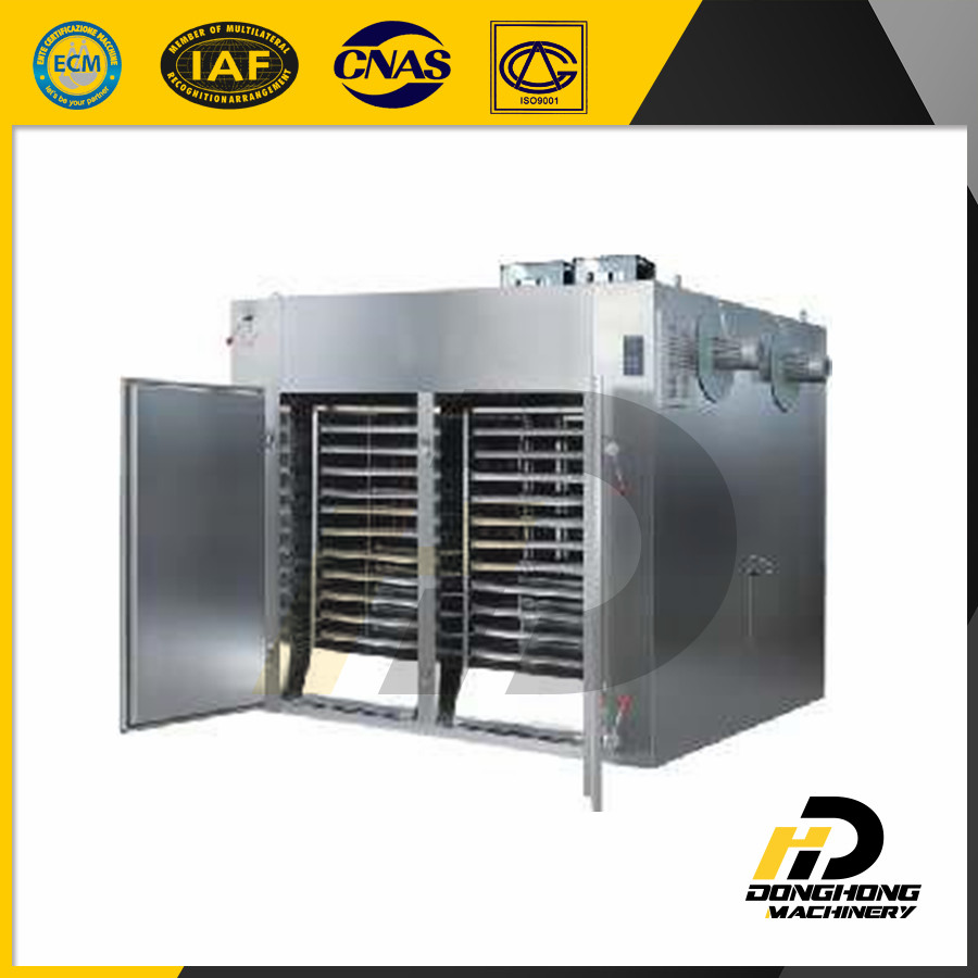 Food industrial material drying oven