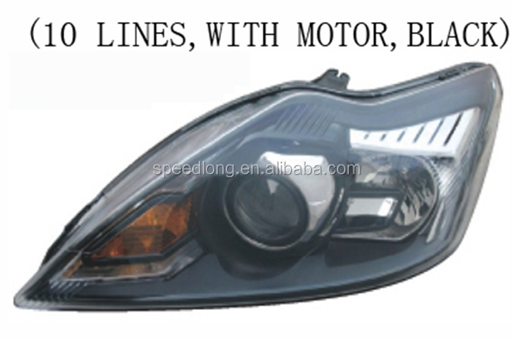 HEAD LAMP FOR FORD FOCUS 2009
