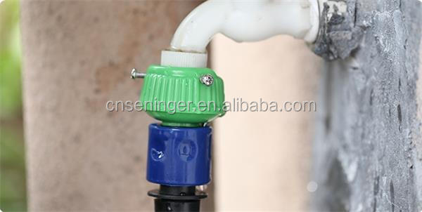 Prime extensible jardin tuyau d'eau
