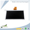 7inch HD TFT Display LCD Screen for MID Freelander PD10 gift MTK6577 6575 8377 1024*600 LVDS Signal EJ070NA-01J