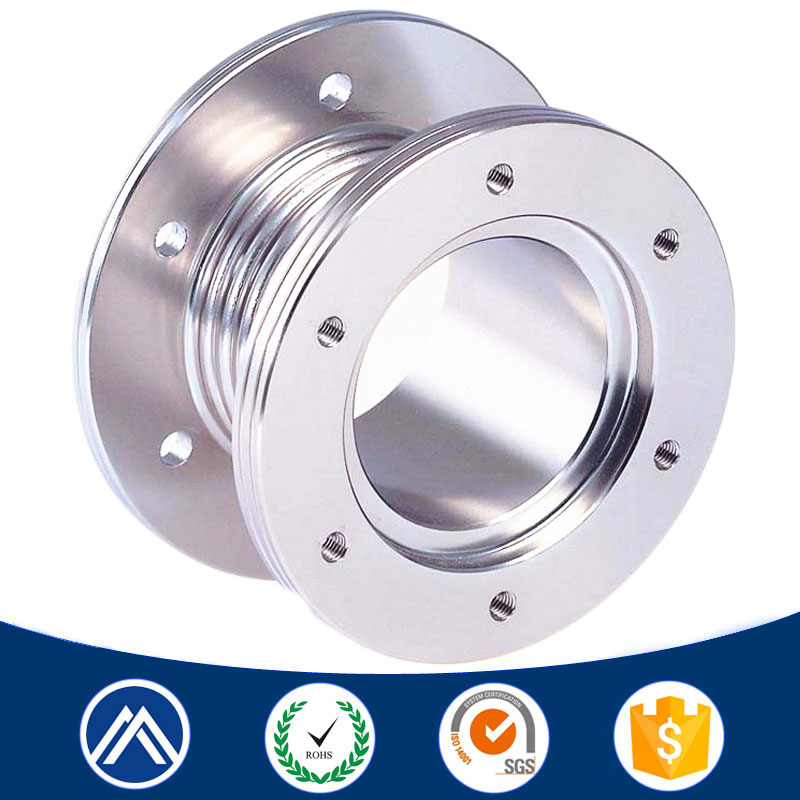 Stainless steel custom cnc turning parts metal rings products